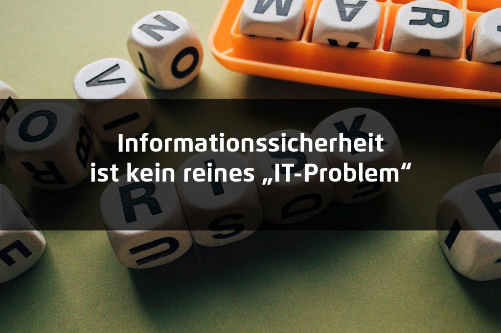 ISO 27001 - Risikmanagement